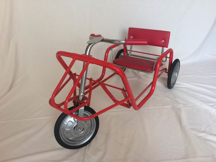Unknown - Tricycle - Children's pedal go kart - 1965