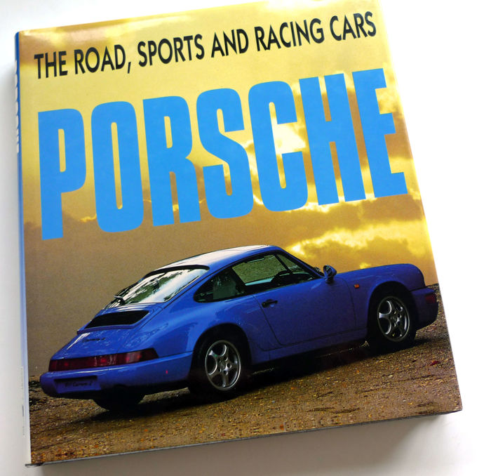 Libros - Porsche: The Road, Sports and Racing Cars (multi-signed) - 1993