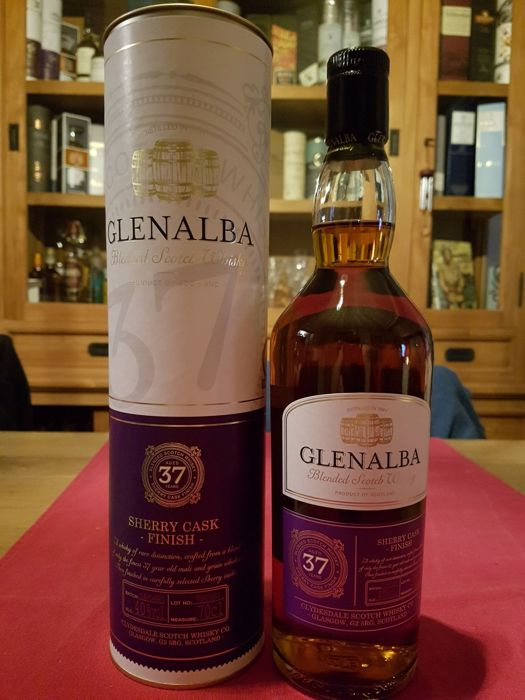 Glenalba 1981 37 years old - Clydesdale - 0.7 Ltr