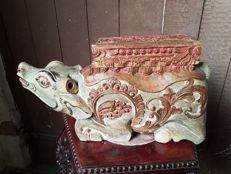 Offerings' Box with a Sliding Lid - Bali, Indonesia - 2nd Half of the 20th Century