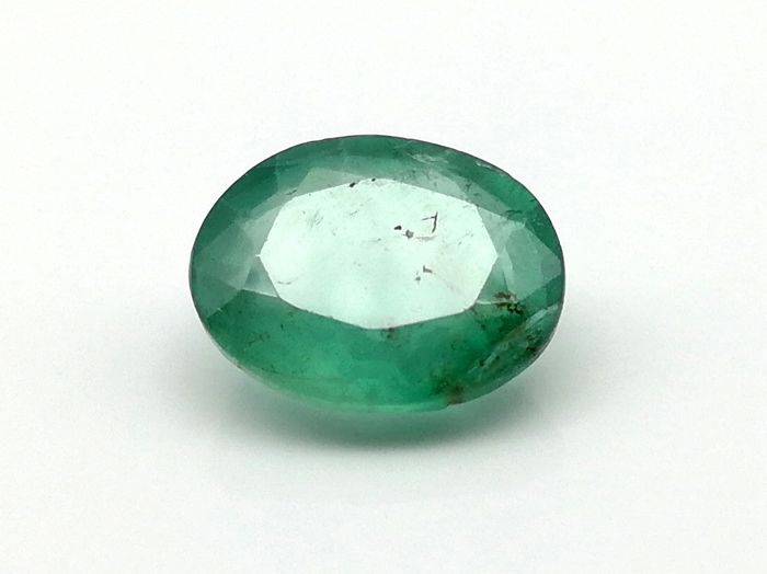 Green Emerald - 3,13 ct