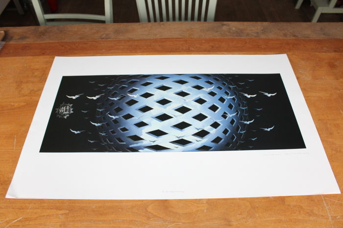 The Who - Tommy - Origineel Lithografie - 1990/1990