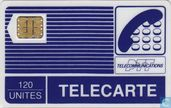 Phone cards - PTT Telecommunications - Telecarte 120 unités