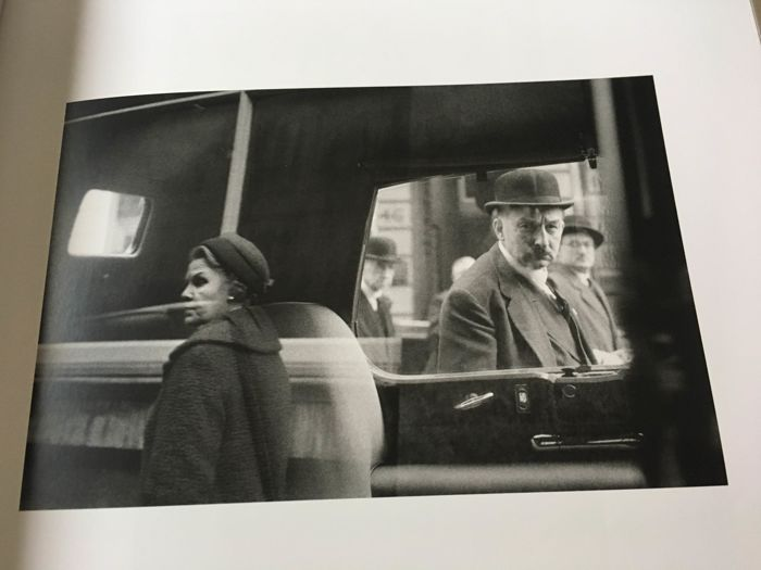 Two American Photographers in Britain and Ireland Bruce Davidson//Paul Caponigro