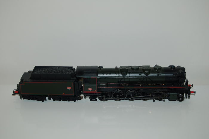 Märklin H0 - 37886 - Steam locomotive with tender - Series 150 X - SNCF