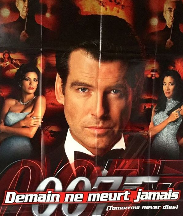 Tomorrow Never Dies 1997 The World Is Not Enough 1999 Catawiki