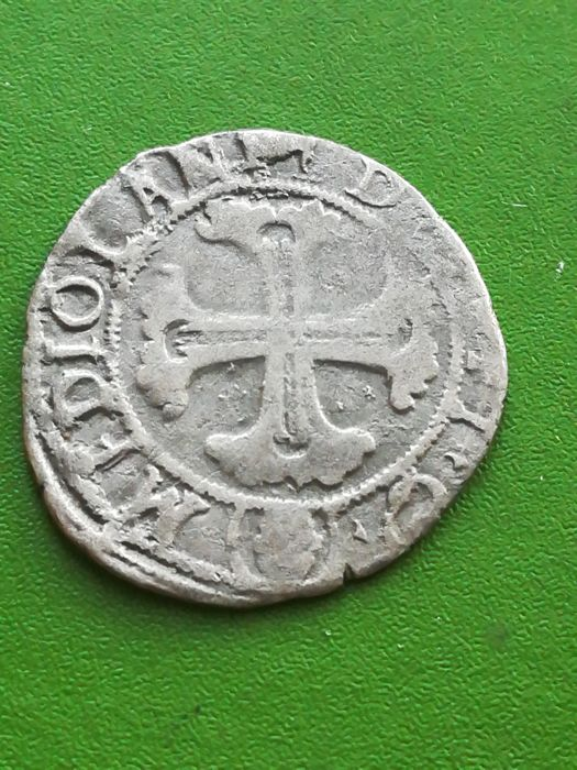 Italie - Milan - Ludovico XII d'Orléans - soldo 1500-1512 - Argent