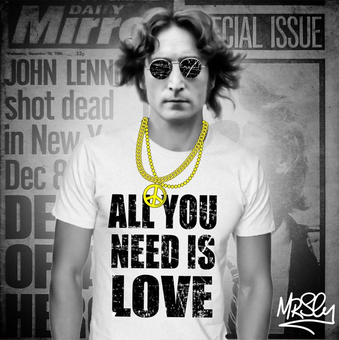Mr Sly - All you need is love