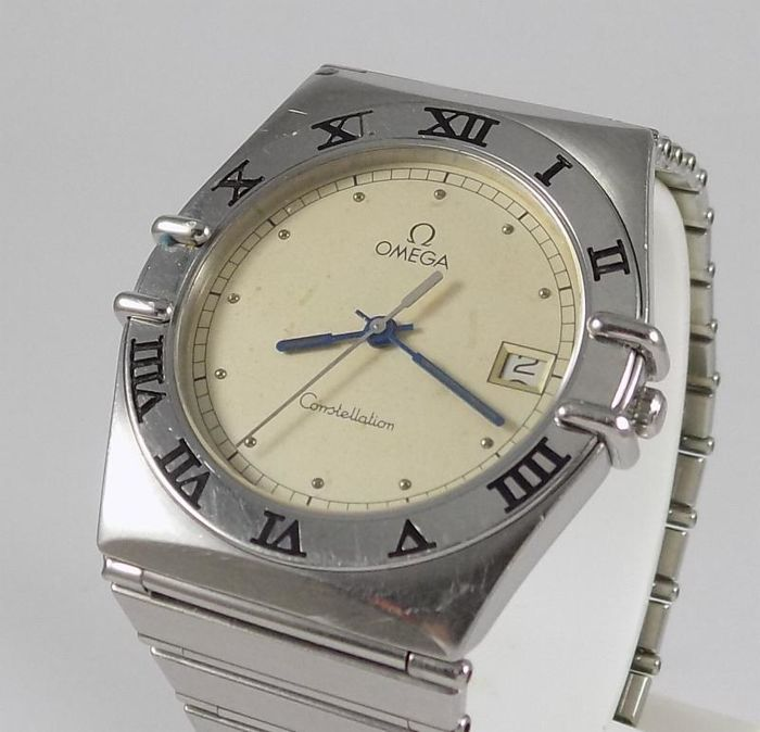 Omega - Constellation Classic - 396.1070 - Men - 1980's