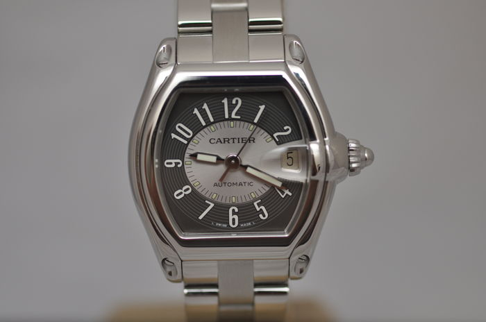 "Cartier - Roadster Automatic ""NO RESERVE PRICE"" - 2510 - Men - 2000-2010"