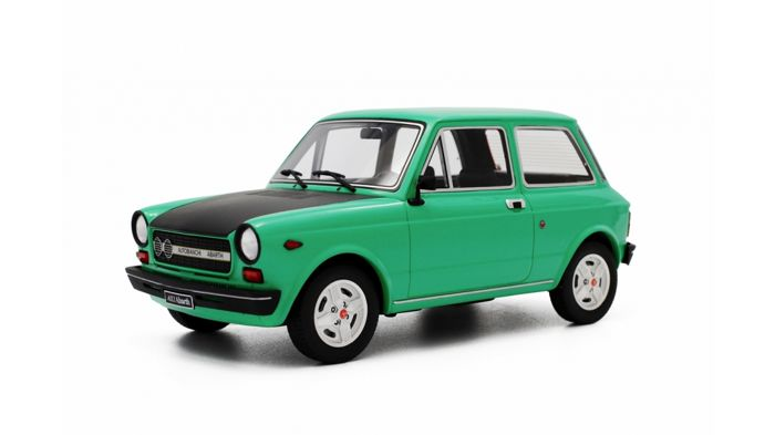 Occasion, Laudoracing - 1:18 - Autobianchi A112 Abarth 70 hp Voitures miniatures Voitures miniatures d'occasion