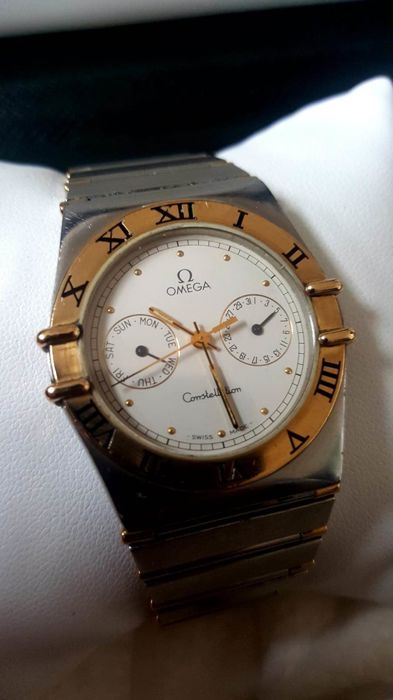 "Omega - ""Constellation"" - ""NO RESERVE PRICE""  - Heren - 2000-2010"