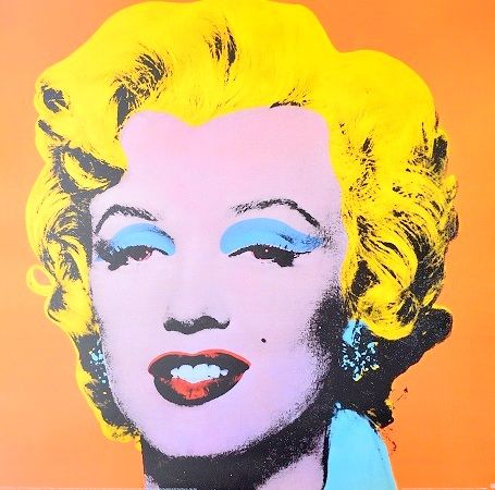 Andy Warhol (after)  - Marilyn Monroe (Marilyn)