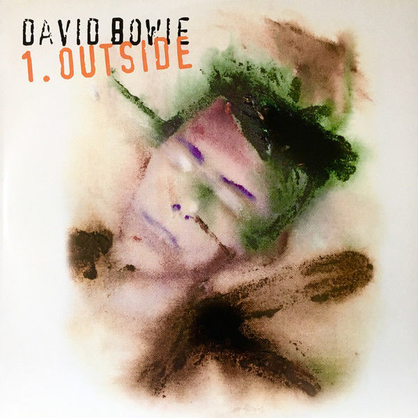 David Bowie - 1. Outside (The Nathan Adler Diaries: A Hyper Cycle) - 2 Álbuns LP (álbum duplo) - 2019/2019