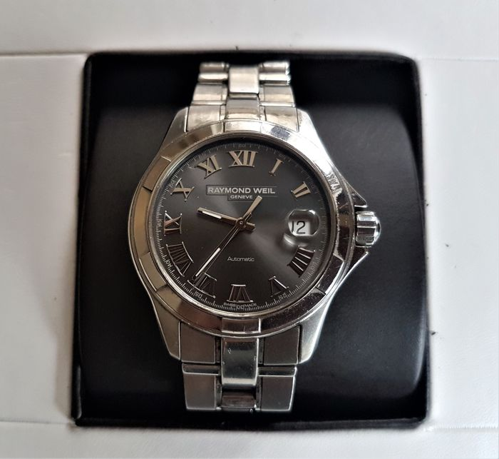 "Raymond Weil - Parsifal ""NO RESERVE PRICE"" - 2970 - ST - 00608 - Men - 2011-present"
