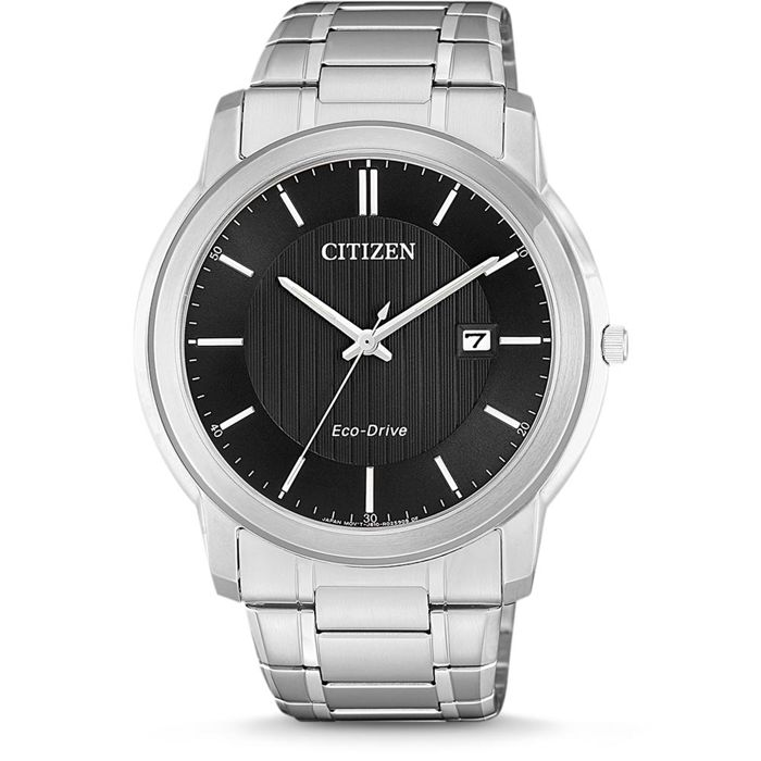 """Citizen - """"NO RESERVE PRICE"""" - Classic Collection Eco Drive Ø 45,00 mm. - NUOVO - AW1210 - Homme - 2018"""