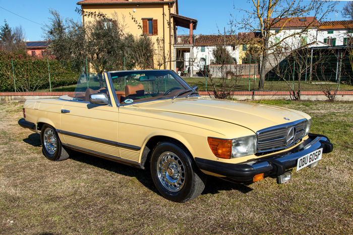 Mercedes-Benz - 450 SL (R107) - NO RESERVE - 1976