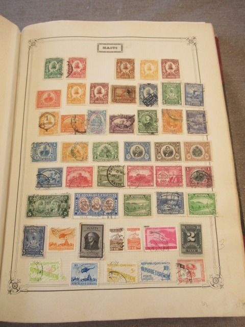 World - Collection of classic stamps