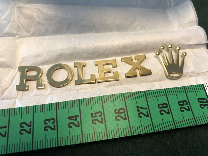 Rolex - logo letters and crown Fab. Suisse - 959 - Unisex - 1980-1989