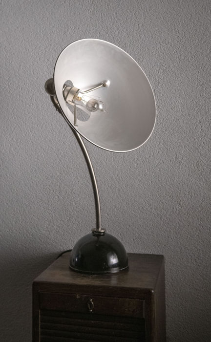 Louis Kalff - Philips - Lampe Ultrasol (1)