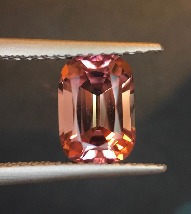 Orange Tourmaline - 1.53 ct