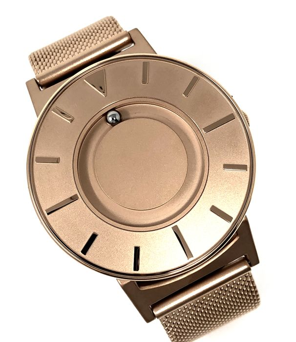 Eone - Bradley Rose Gold with Mesh Strap Swiss  - BR-RO-GLD2 - Unisex - 2011-present