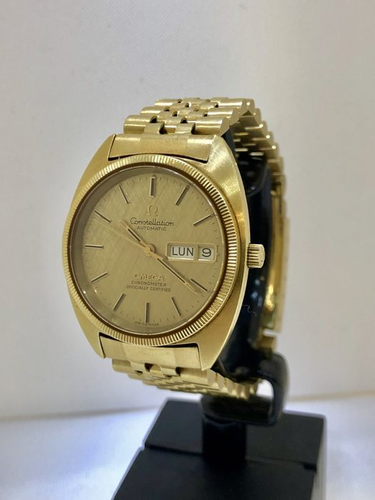 Omega - Constellation Chronometer. Oro 18 kt. Automático. - 1680057 - Men - 1970-1979