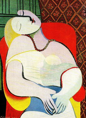 Pablo Picasso (after) - The dream