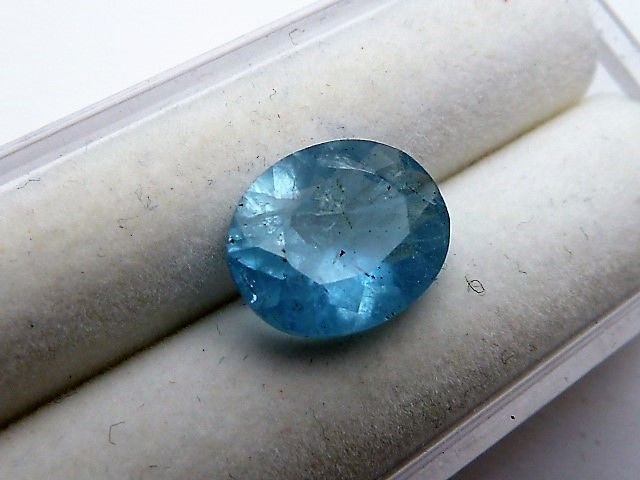 Blue Aquamarine - 2.69 ct