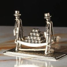 dutch design - x - Miniature en argent (1) - Argent 835