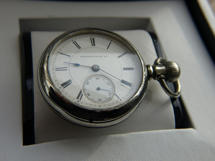 Continental Springfield Mass  - pocket watch NO RESERVE PRICE - 194064 - Hombre - 1850 - 1900