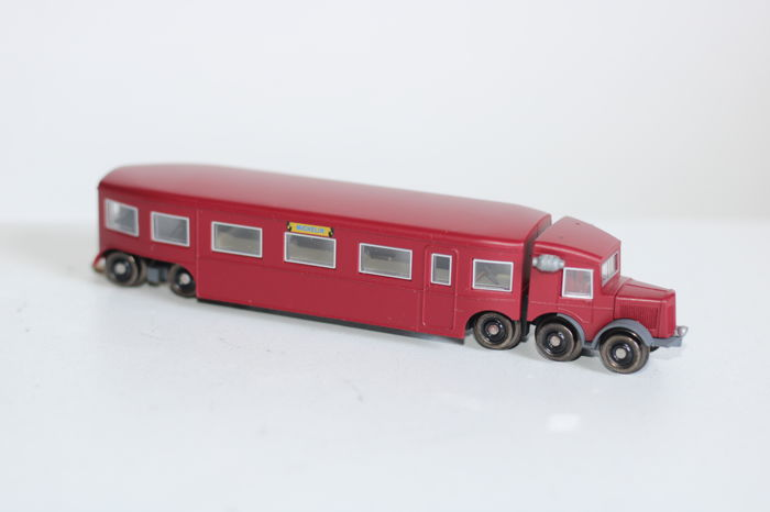 Märklin H0 - 3124 - Railcar - Rail bus 'Micheline' - DB