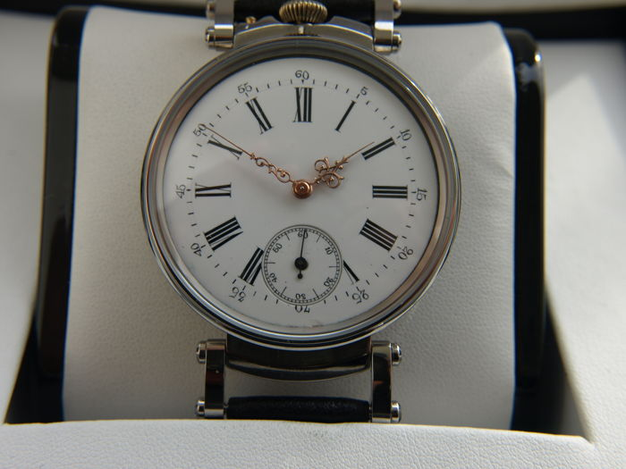 Ancre - marriage watch NO RESERVE PRICE - Mænd - 1850-1900