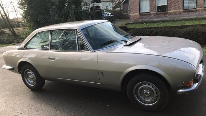 Peugeot - 504 coupe - 1978