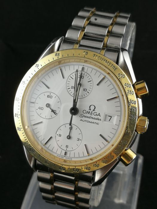 Omega - Speedmaster Reduced - 375.0043 - Hombre - 1990-1999