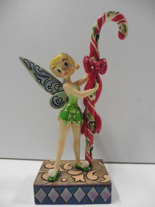 """Disney Showcase Collection - Beeldje - Tinkerbell - """"Sweet traditions"""" - (2011)"""