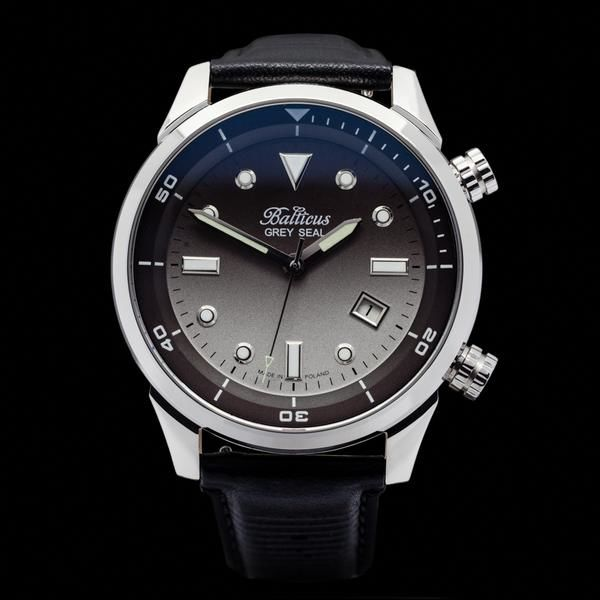 Balticus - Automatic Grey Seal with Date Limited Edition of 100 pieces - Homem - 2011-presente