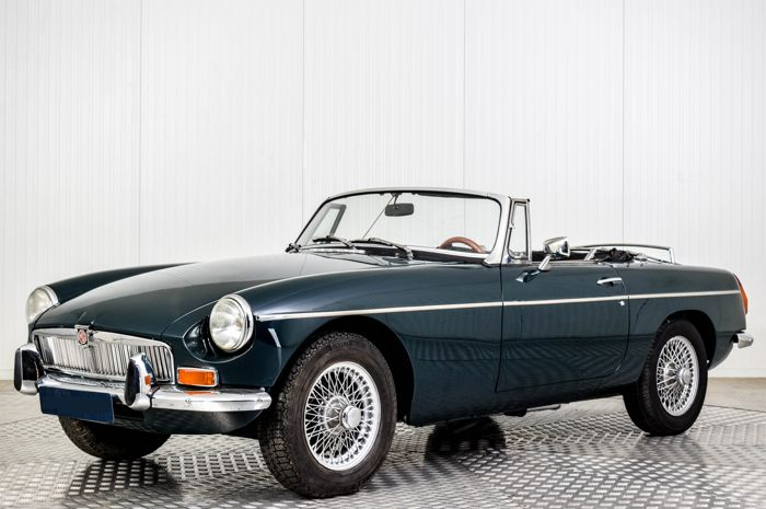 MG - B MGB Roadster - 1974