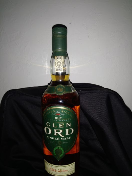 Glen Ord 12 years old - b. 1990s - 70cl