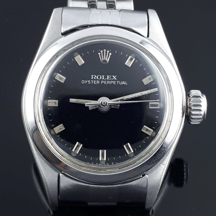 Rolex - Oyster Perpetual Lady  - Ref: 6618 - Naiset - 1970-1979