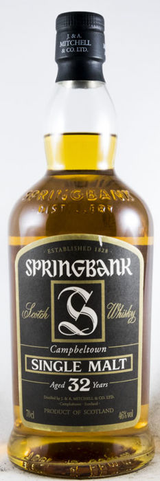 Springbank 32 years - 0.7 Ltr