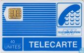 Phone cards - PTT Telecommunications - Telecarte 40 unités