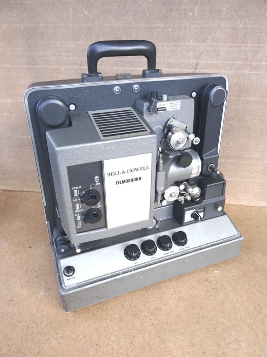 Bell & Howell Projecteur ciné sonore 16 mm Bell Howell