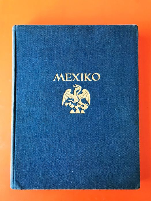 Hugo Brehme - Mexiko - 1925