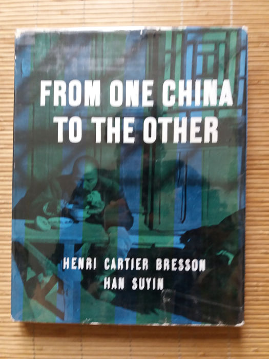 Henri Cartier-Bresson - From one China to the other - 1956