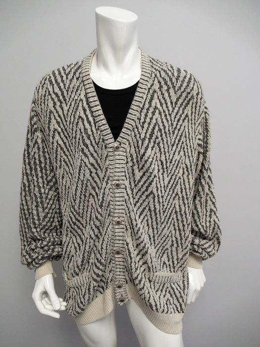 Versace Classic V2 - Cardigan, Giacca, Maglione, Top