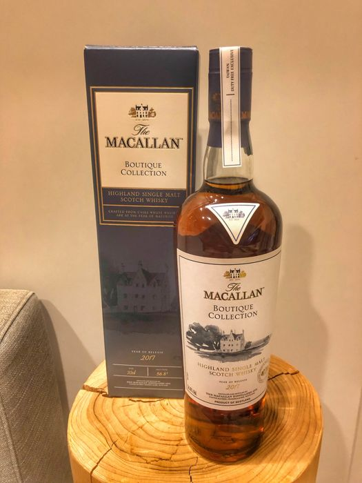 Macallan Boutique Collection, 2017 Limited Edition  - 700ml