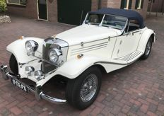 Classic Roadster - Marlene , Clenet, Excalibur - 1989