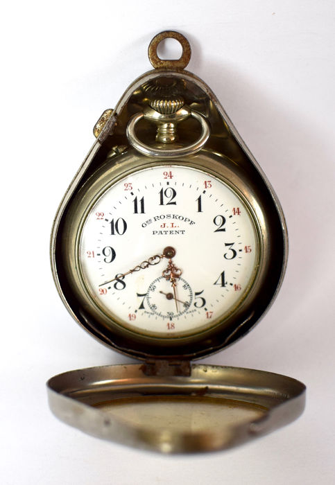 Roskopf - Gre Roskopf J.L. patent - pocket watch NO RESERVE PRICE - 男士 - 1901-1949