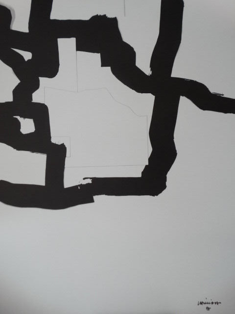 Eduardo Chillida (after) - Composition